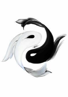 Great Glow In The Dark Tattoo Designs, Make Your Happy Tattoos - We Otomotiv. - Great Glow In The Dark Tattoo Designs, Make Your Happy Tattoos – We Otomotive Info - Yen Yang, Ying Y Yang, Yin Yang Art, Yin And Yang, Yin Yang Fish, Ying Yang Symbol, Tatuajes Yin Yang, Body Art Tattoos, Tatoos
