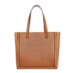 Pin for Later: 14 Summer Pieces That Are Totally Office Appropriate Loeffler Randall Perforated Tote Loeffler Randall Open Tote (£274)