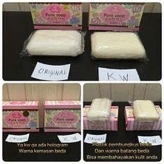 sabun terbaik untuk memberikan sensasi perawatan kulit putih bersih alami dalam waktu singkat. Pure Soap by Jelly (Jelly Pure Soap) http://lianybeauty.blogspot.co.id/2015/12/pure-jelly-soap-sabun-original-thailand.html