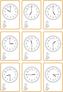 Uhrzeiten lesen - schwarzer Peter Math Addition Worksheets, Math Worksheets, German Resources, Learn German, Autism Classroom, Telling Time, English Lessons, Math Games, Math Lessons