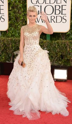 Wheres the bride Golden Globe Awards 2013: Best Dresses On The Red Carpet | Grazia Fashion