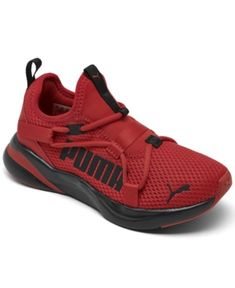 $45.0. PUMA Slip-On Big Boys And Girls Softride Rift Slip-On Running Sneakers From Finish Line #puma #slip-on #shoes Finish Line, Running Sneakers, Big Boys, Activities For Kids, Boy Or Girl, Slip On, Design Inspiration, Red, Shoes