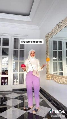 Modern Hijab Fashion, Modesty Fashion, Hijab Fashion Inspiration, Muslim Fashion, Fashion Outfits, Hijab Dress, Hijab Outfit, Hijab Teen, Hijab Fashionista