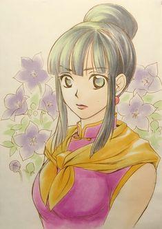 Dragon Z, Dragon Ball Z, Chi Chi Dbz, Fanart, Db Z, Z Arts, Son Goku, Anime Art, Manga