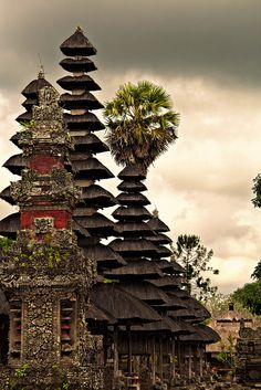 Meru (Mengwi, Bali - Indonesia) by Kaptah Bali Lombok, Laos, Brunei, Temple Bali, Hindu Temple, Philippines, Temples, Timor Oriental, Beautiful Places In The World