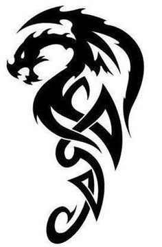 ирландский дракон - Поиск в Google