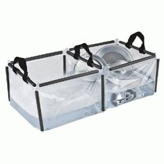 Pvc Wash Basin, Would be great if you were tent camping - perhaps can use for diaper baskets since the big ones are so expensive