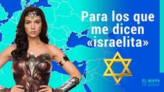 ✡️🕎DIFERENCIA entre SEMITA, HEBREO, ISRAELITA, JUDÍO, SIONISTA e ISRAELÍ... Channel, Wonder Woman, Culture, Youtube, Torah, Superhero, Women, Apocalypse, Geography