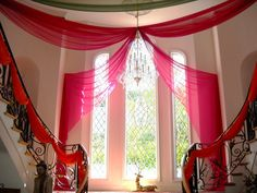 Window draping