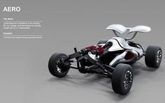 Aero RC car was a simple project with goal to understand how an RC car works.