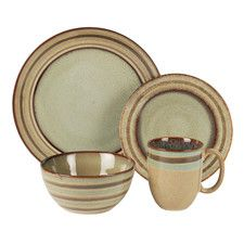 Zola 16 Piece Dinnerware Set
