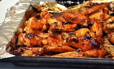 wingsThese wings are delicious. A great appetizer or part of a meal.