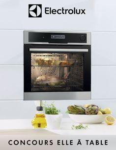 Réalisez facilement des plats savoureux avec le four vapeur Electrolux - Elle à Table