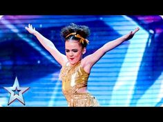 Chloe Fenton is rollin' through to the next round   Auditions Week 6   Britain's Got Talent 2016 - YouTube