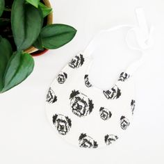 Border Terrier Print Organic Muslin And Terry Cloths Baby Bib Puppy Baby Shower Gift For Dog Lover Gender Neutral Baby Gift Toddler Bibs Border Terrier, Baby Burp Cloths, Baby Bibs, Dog Lover Gifts, Dog Gifts, Toddler Bibs, Gender Neutral Baby, Baby Puppies, Baby Prints