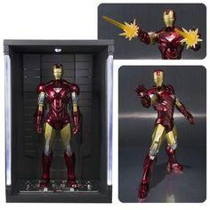 Imaginext DC Super Friends mini figurines noir éclairage série 4