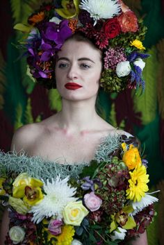 I put a spell on all the stones on the roads and they all turned into beautiful flowers. They will blossom and tell the story of my life as they live on. Story Of My Life, Headpiece, Beautiful Flowers, Fantasy, Fashion, Moda, Headdress, Fashion Styles, Fantasy Books