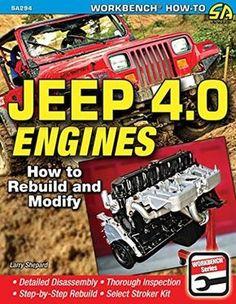 Jeep 242 Engine How to Rebuild Modify Wrangler Comanche Cherokee Wagoneer Jeep Xj Mods, Modificaciones Jeep Xj, Jeep Wrangler Yj, Jeep Truck, Jeep Grand Cherokee, Cherokee Sport, Wrangler Unlimited, Jeep Wagoneer, Truck Mods