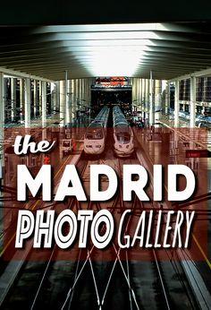 The Wanderlust Duo #Madrid Photo Gallery.