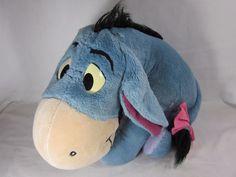 Large Big Eeyore Plush Disney Mattel Winnie the Pooh & Friends #Mattel