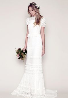 Wedding Dress Inspiration – Rue de Seine 2014