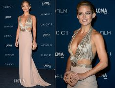 Kate Hudson in Gucci at LACMA Art Film Gala 2013 - head to toe amazing