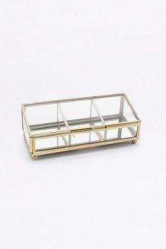 Boîte à bijoux compartimentée - Urban Outfitters