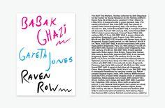 John Morgan studio — Raven Row