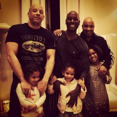 Vin diesel and tyrese gibson that