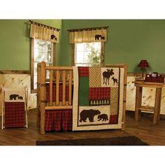 Baby Boy Cowboy Horse Pony Western Quilt Babies Crib