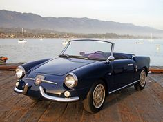 1959 Fiat ABARTH 750 Spider  I had one in VA Beach 1971.. fun car..NH