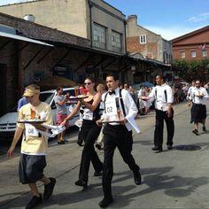 bastille day waiters race washington dc