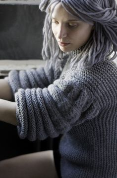 Gallery - Nihan Altuntas | Incredibly perfect to be handknit