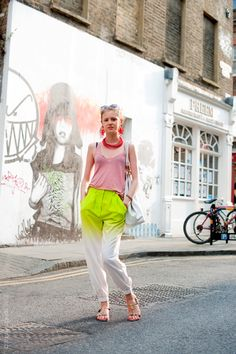 Street Style Aesthetic » Blog Archive » London – Highlighted