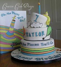 Dr. Seuss 1st Birthday.