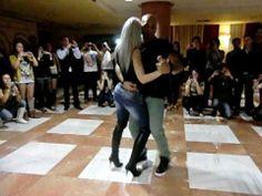 ALBIR y SARA taller en I FESTIVAL BACHATA CON SENTIMIENTO 2012 Madrid (+...