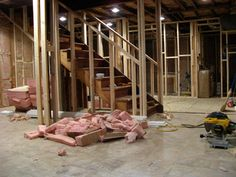 Contact AnchorCutting - well known name in basement renovation services in Brampton, Mississauga, Milton and Oakville.