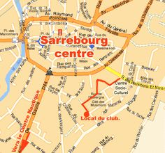 Sarreboug - France