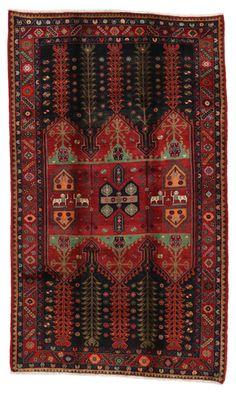 Koliai - Kurdi Περσικό Χαλί 260x153