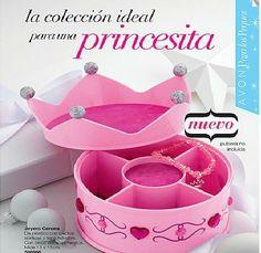 JOYERO CORONA PARA NIÑAS AVON : http://cgi.ebay.es/ws/eBayISAPI.dll?ViewItem&item=271334513655&ssPageName=STRK:MESE:IT