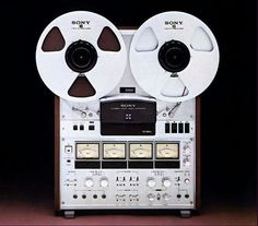 Sony Quad 788: Japanese-made reel-to-reel: classic audio