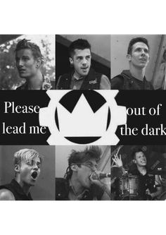 Nothing much but lead me out of the dark is one of my favorite songs so here you go! Created by alison fullerton