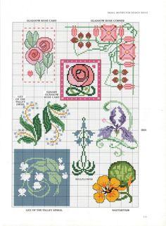 Gallery.ru / Art Nouveau Cross Stitch101.jpg - Art Nouveau Cross Stitch - lilkaaa