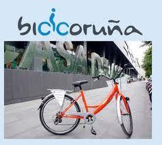 Spain - A Coruña - Bicicoruña (300 bikes)