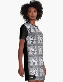 Graphic Tee Dress pentagram