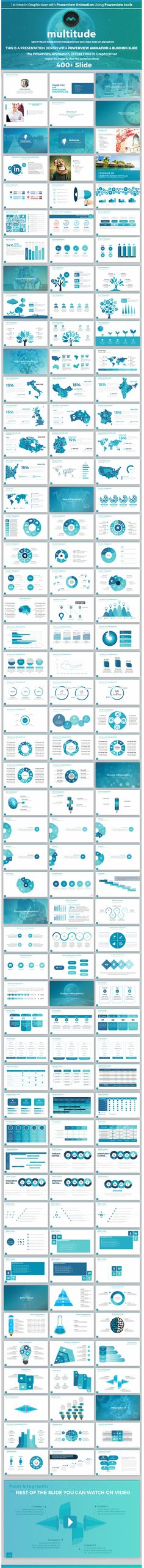 Multitude Multipurose Powerpoint Template With Powerview Animation. Download here: http://graphicriver.net/item/multitude-multipurose-powerpoint-template-with-powerview-animation/16487160?ref=ksioks