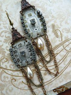 pendants from watch face ~ <3 K8 <3 ~