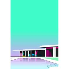 Less than zero print by Three Of The Possessed