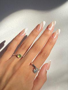 Aycrlic Nails, Manicure, Vintage Nails, Trendy Nail Art, Dream Nails, Nail Inspo, Claws, Nail Colors, Nail Art Designs