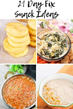 21 Day Fix snack ideas are great for meal planning. They help me avoid cravings! There are snacks for the 21 Day Fix that are savory, sweet, and inbetween. Gourmet Recipes, Snack Recipes, Healthy Recipes, Protein Recipes, Healthy Foods, Healthy Life, Dinner Recipes, All You Need Is, No Carb Snacks